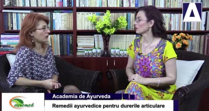 Tratamentul durerii articulare Ayurveda)