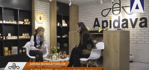 Arena Invingatorilor - Alina Mates, Apidava
