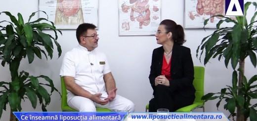 DS - Ce inseamna liposuctia alimentara