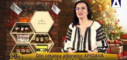ACC - CA - Cadouri de Mos Craciun de la Apidava - Realizator Cecilia Caragea