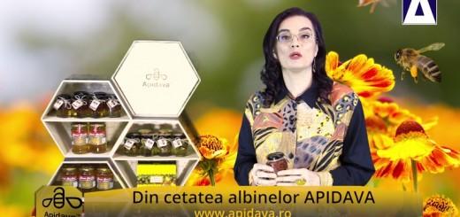 ACC - CA - Miere cu goji de la Apidava - Realizator Cecilia Caragea