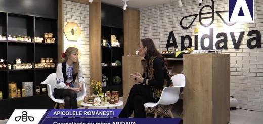 ACC - IA - Cosmeticele cu miere Apidava - Realizator Cecilia Caragea