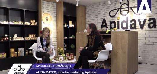 IA - Succesul apicolelor romanesti Apidava - Realizator Cecilia Caragea
