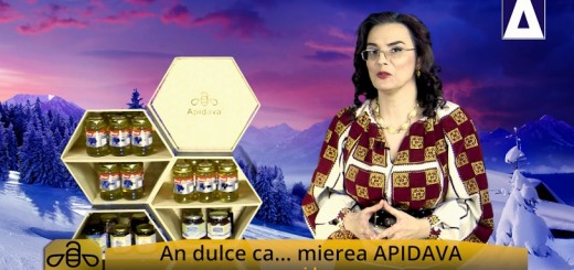 ACC - CA - An dulce ca mierea APIDAVA - Realizator Cecilia Caragea