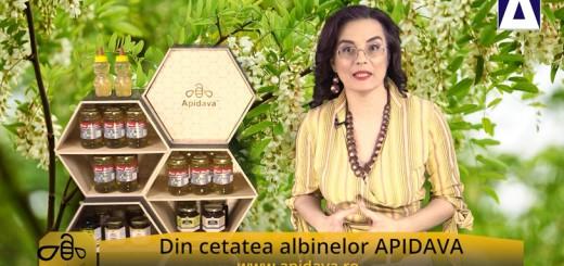 ACC - CA - Beneficiile mierii de salcam Apidava - Realizator Cecilia Caragea