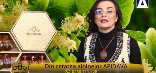 ACC - CA - Mierea de tei Roua Florilor de la Apidava - Realizator Cecilia Caragea
