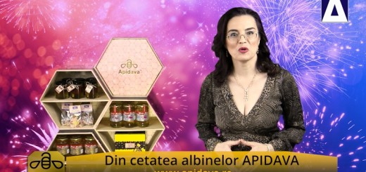 ACC - CA - Noul An cu sanatate si cu dulciuri Apidava - Realizator Cecilia Caragea