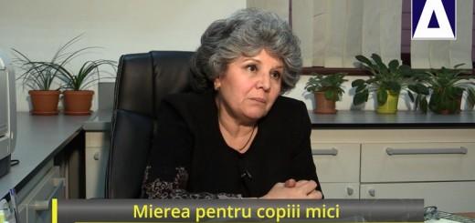 ACC - IA - Mierea pentru copiii mici - Apidava - Realizator Cecilia Caragea