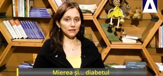 ACC - IA - Mierea si diabetul - Apidava - Realizator Cecilia Caragea