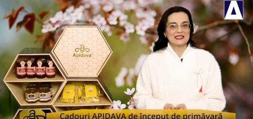 ACC - CA - Cadouri Apidava de inceput de primavara - Realizator Cecilia Caragea