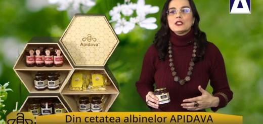 ACC - CA - Mierea de coriandru de la Apidava - Realizator Cecilia Caragea
