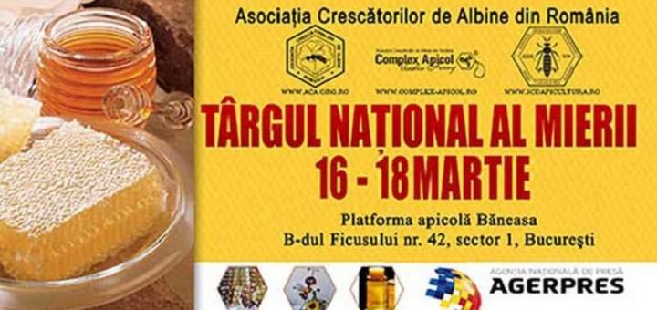 ACC - IA - Targul National al Mierii de la Bucuresti - Apidava - Realizator Cecilia Caragea