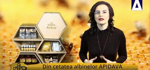 CA - Esenta de propolis de la Apidava - Realizator Cecilia Caragea