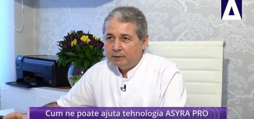 Cum ne poate ajuta tehnologia ASYRA PRO - Clinica Eliade - Realizator Cecilia Caragea