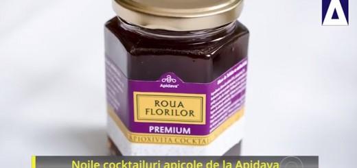 Noile cocktailuri apicole de la Apidava