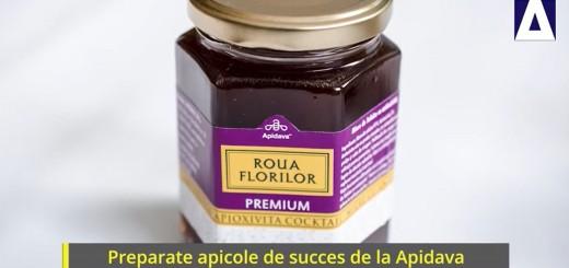 Preparate apicole de succes