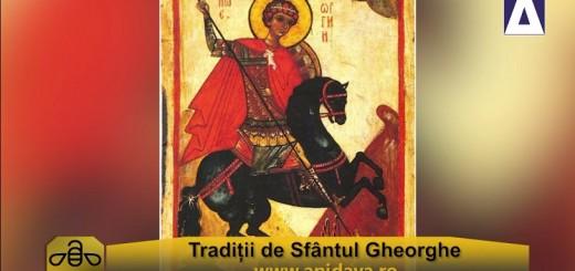 ACC - CA - Traditii de Sfantul Gheorghe - Apidava - Realizator Cecilia Caragea
