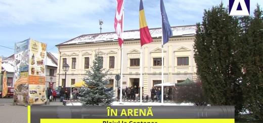 In Arena - Blajul la Centenar - Apidava - Realizator Cecilia Caragea