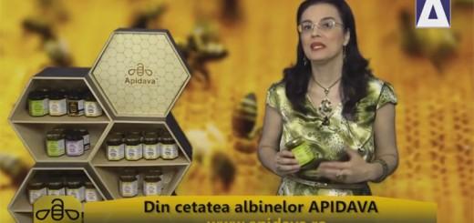 ACC - CA - Mierea de eucalipt de la Apidava - Realizator Cecilia Caragea