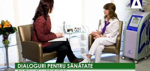 ACC - DPS - Solutii impotriva caderii parului - Clinica Eliade - Realizator Cecilia Caragea