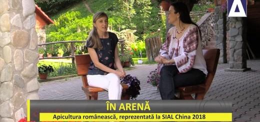 ACC - IA - Apicultura romaneasca, reprezentata la SIAL CHINA 2018 - Apidava - Realizator Cecilia Caragea