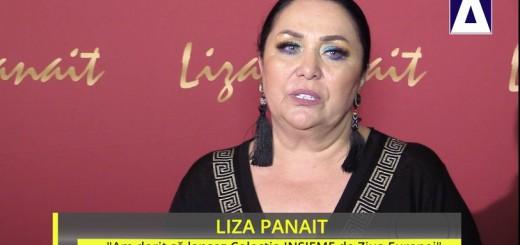 ACC - IA - Lansarea Colectiei INSIEME de LIZA PANAIT - Apidava - Realizator Cecilia Caragea