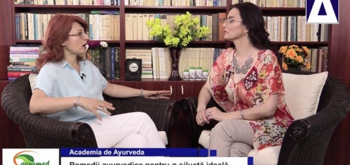 ACC - AA - Remedii ayurvedice pentru o silueta ideala - Ayurmed - Realizator Cecilia Caragea