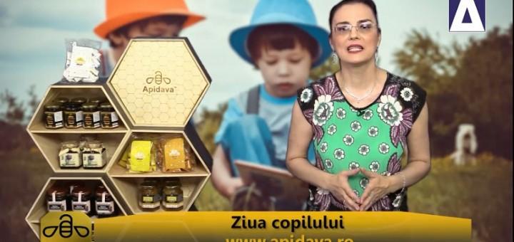 ACC - CA - Ziua Copilului - Apidava - Realizator Cecilia Caragea