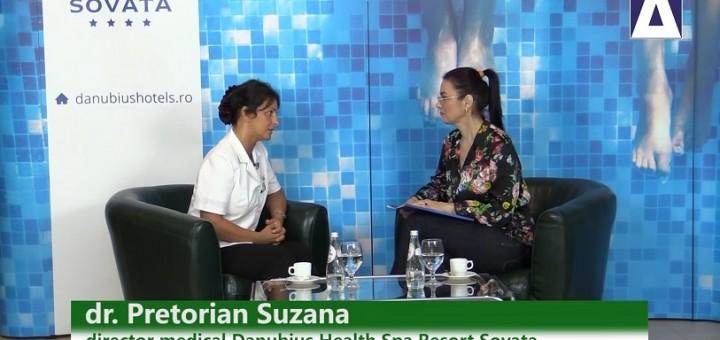 DPS - Tratamentele balneoclimaterice din statiunea Sovata - Danubius Health Spa Resort Sovata - Realizator Cecilia Caragea