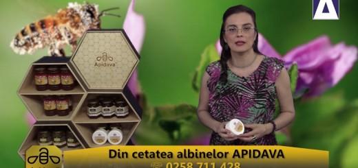 ACC - CA - Crema anticelulitica - Apidava - Realizator Cecilia Caragea