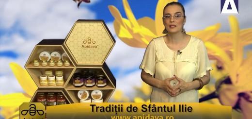 ACC - CA - Traditii de Sfantul Ilie - Apidava - Realizator Cecilia Caragea