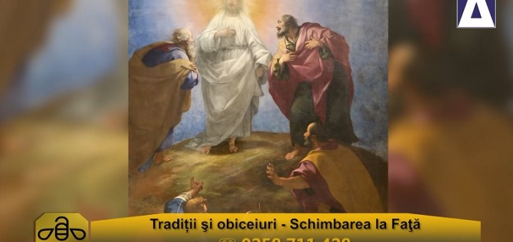 ACC - CA - Traditii si obiceiuri de sarbatoarea Schimbarii la Fata - Apidava - Realizator Cecilia Caragea