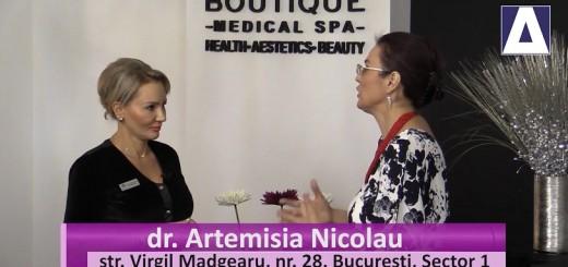 IA - Sanatate si frumusete la Boutique Medical Spa - Realizator Cecilia Caragea