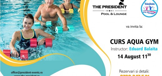In Arena - The President aqua gym