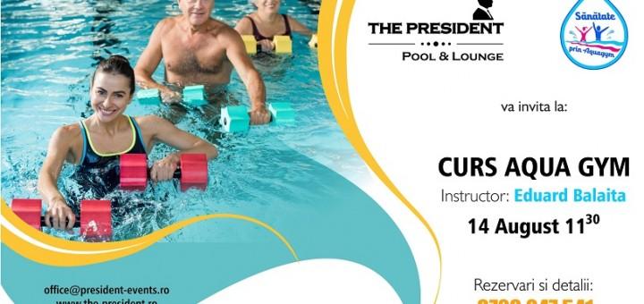 In Arena - The President aqua gym