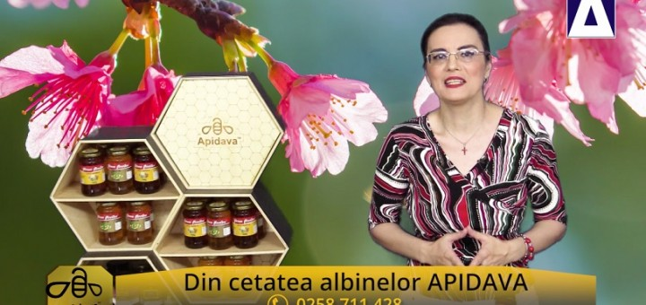 ACC - CA - Traditii de Sfintii Ioachim si Ana - Apidava - Realizator Cecilia Caragea