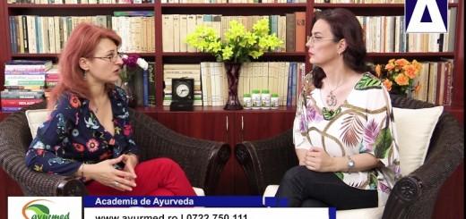 ACC - AA - Remedii ayurvedice pentru somn linistit - Ayurmed - Realizator Cecilia Caragea