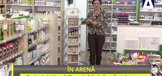 In Arena - Produsele Apidava, in magazinul Floare de Colt din Cora Pantelimon - Realizator Cecilia Caragea