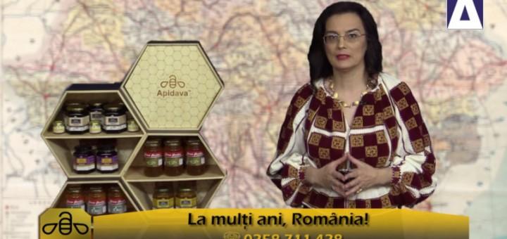ACC - CA - La multi ani, Romania - Apidava - Realizator Cecilia Caragea