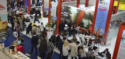 Targul de Turism al Romaniei, la Romexpo, 15-18 nov 2018