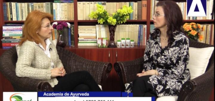 ACC - AA - Remedii ayurvedice pentru sanatatea ficatului - Ayurmed - Realizator Cecilia Caragea