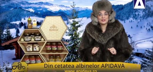 ACC - CA - An Nou dulce ca mierea Apidava - Realizator Cecilia Caragea