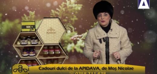 ACC - CA - Cadouri dulci de la Apidava, de Mos Nicolae - Realizator Cecilia Caragea
