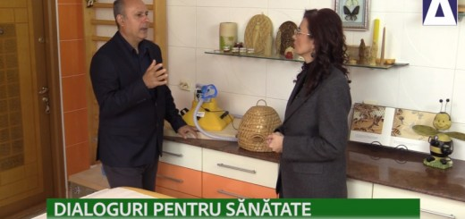 ACC - DPS - Ce inseamna apicultura medicinala - Apidava - Realizator Cecilia Caragea