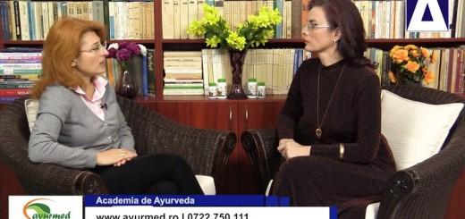 ACC - AA - Sanatatea genitala masculina - Ayurmed - Realizator Cecilia Caragea