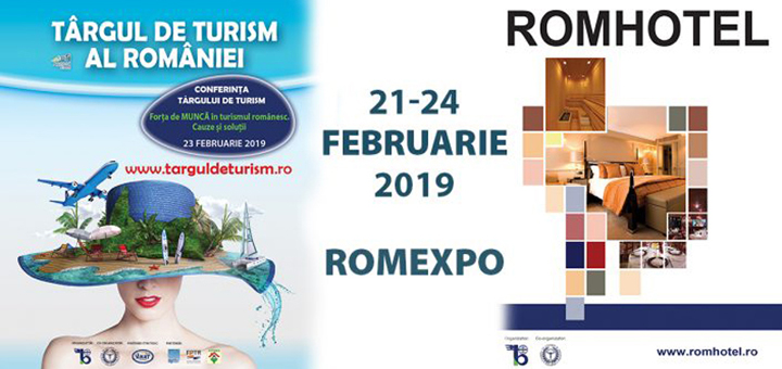 Targul de Turism al Romaniei si Romhotel, la Romexpo