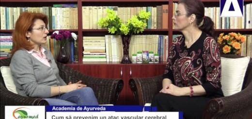 ACC - AA - Cum sa prevenim un atac vascular cerebral - Ayurmed - Realizator Cecilia Carageajpg