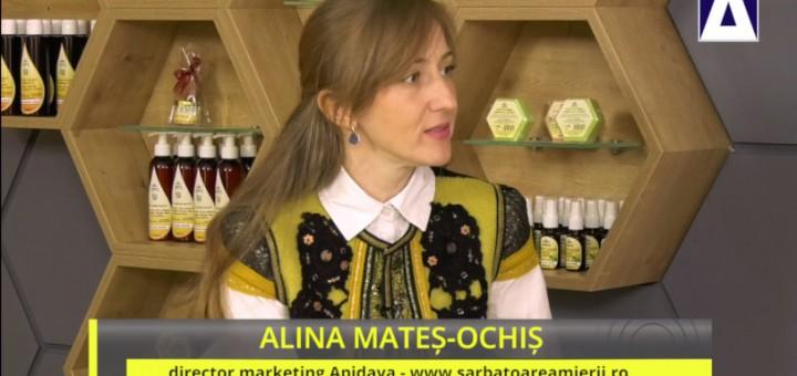 ACC - IA - Bere cu miere Apidava - Realizator Cecilia Caragea