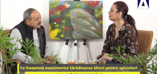ACC - IA - Ce inseamna evenimentul Sarbatoarea Mierii pentru apicultori - Apidava - Realizator Cecilia Caragea