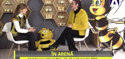 ACC - IA - Sarbatoarea Mierii Blaj - Apidava - Realizator Cecilia Caragea